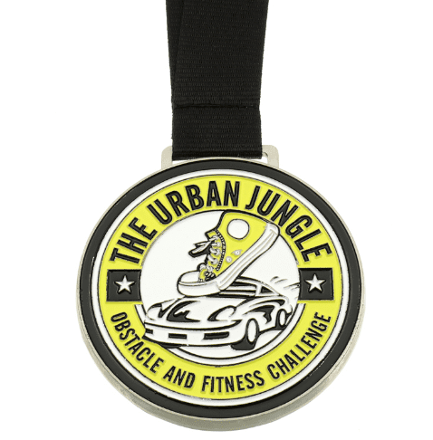custom sports medals